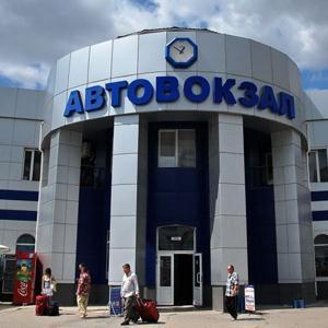 Автовокзалы Уссурийска