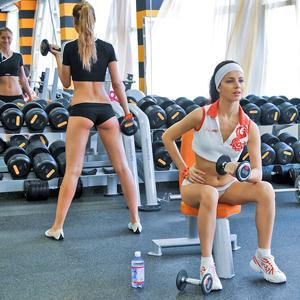 Фитнес-клубы Уссурийска