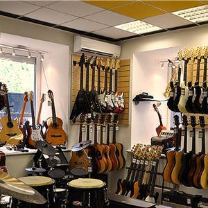 Музыкальные магазины Уссурийска