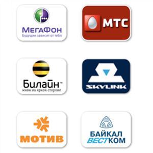 Операторы сотовой связи Уссурийска