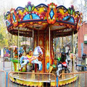Парки культуры и отдыха Уссурийска