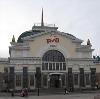 Железнодорожные вокзалы в Уссурийске