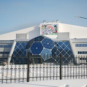 Спортивные комплексы Уссурийска