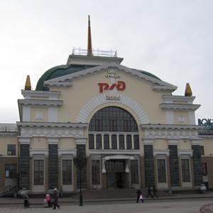 Железнодорожные вокзалы Уссурийска